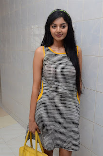 Sanam Shetty Pictures in Short Dress at Singham 123 Theatre Visit ~ Bollywood and South Indian Cinema Actress Exclusive Picture Galleries