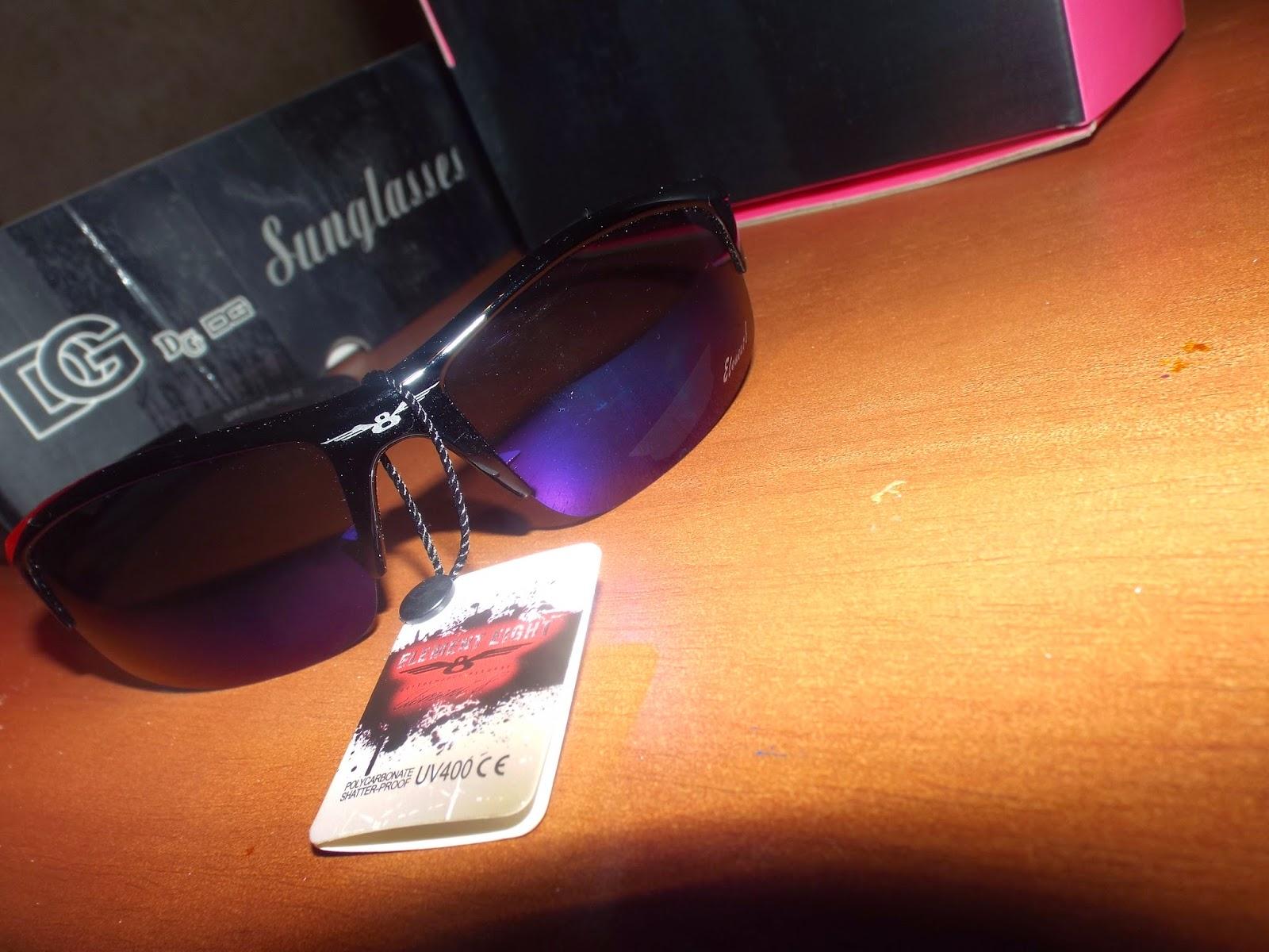 DG Sunglasses: MassVisionInc.com (SassyGalBeauty)