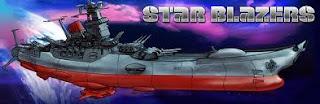 ... do Força Astral (Star Blazers)