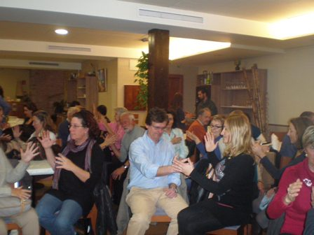 Conferencia 2 de Marzo Madrid