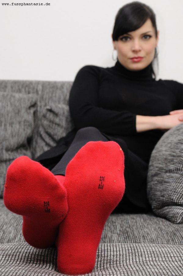 Shes hot pantyhose nylon sock.com wow lisa