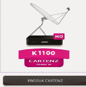 K VISION CARTENZ K-1100