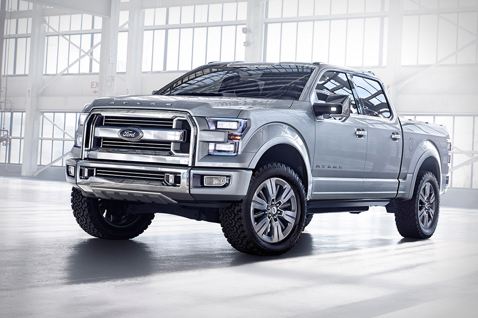 2014 Ford Atlas F-150