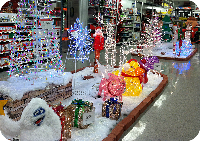 Get in the holiday spirit with Sears' Christmas Shop | As Mom Sees It