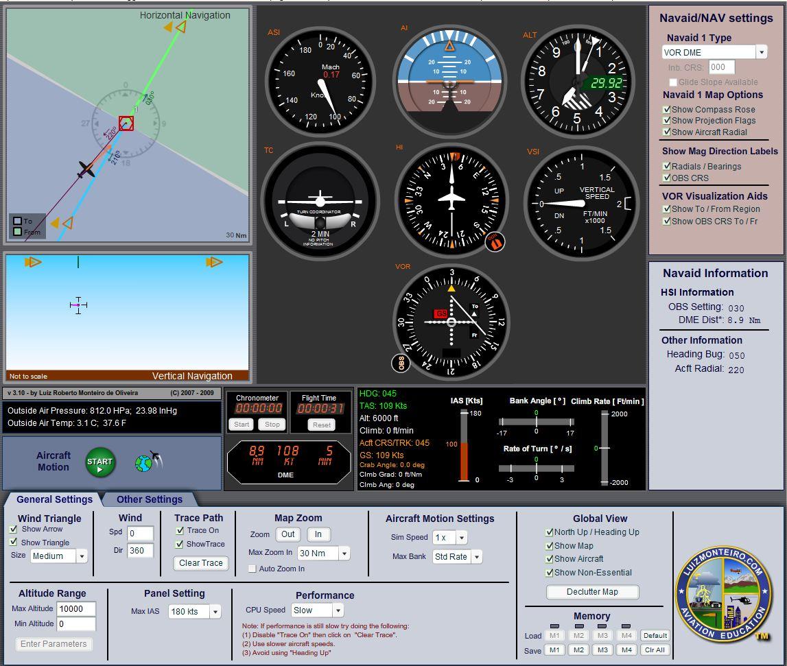Flight School Retrojournal Online Flight Simulators