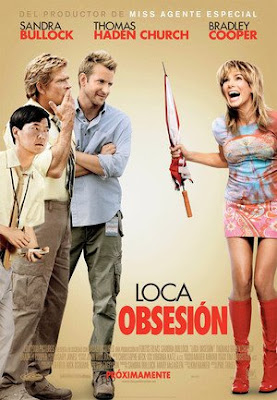 LOCA OBSESIÓN (All About Steve) (2009) Ver online - Español latino