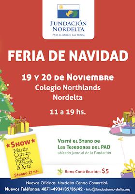 Feria Fundación Nordelta