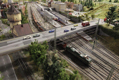 Berlin's Amazing Toy Train Landscape