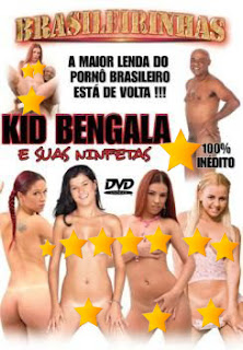 Brasileirinhas - Kid Bengala e Suas Ninfetas - DVDRip