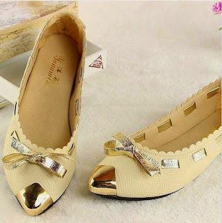Sandal Sepatu kets wedges heels wanita murah