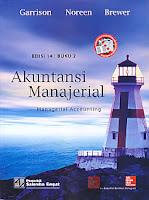 toko buku rahma: buku AKUNTANSI MANAJERIAL EDISI 14 BUKU 2, pengarang garisson, penerbit salemba empat