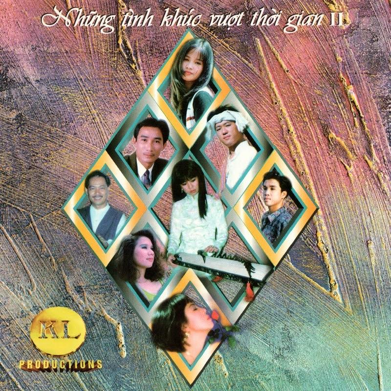 Kim Lợi CD - Những Tình Khúc Vượt Thời Gian 2 (NRG)
