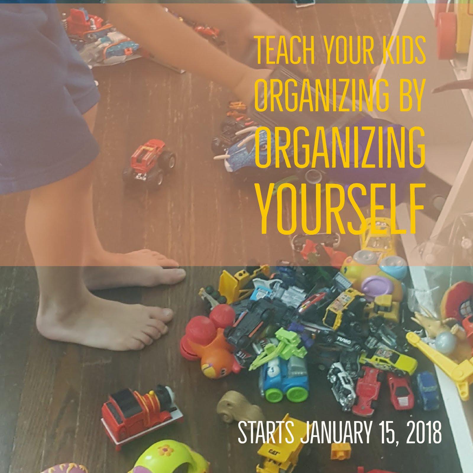 Upcoming Organizing Class