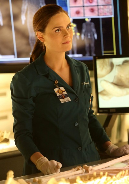 Bones - Season 8 - Emily Deschanel Interview