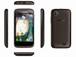 Psesifikasi Lengkap Smartphone Lenovo A369i