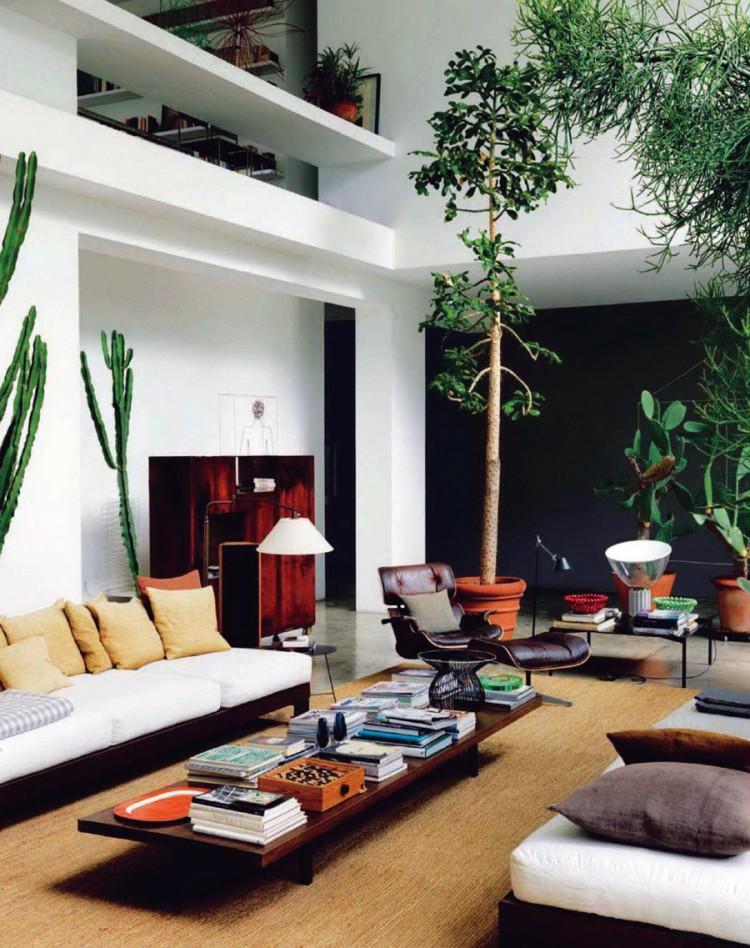Living Room Jungle living room urban jungle   furniplan - furniture planning