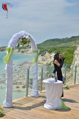 милена петкова, водещ на сватбени тържества