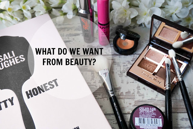 What do we WANT from Beauty?