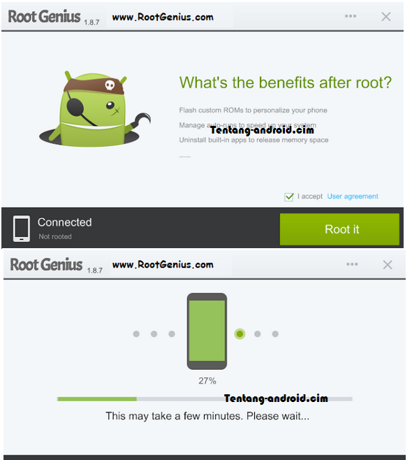 How to Root Android Root With 5.4.2 Kitkat Genius