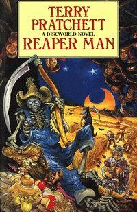 Cover of Reaper Man, a novel by Terry Pratchett
