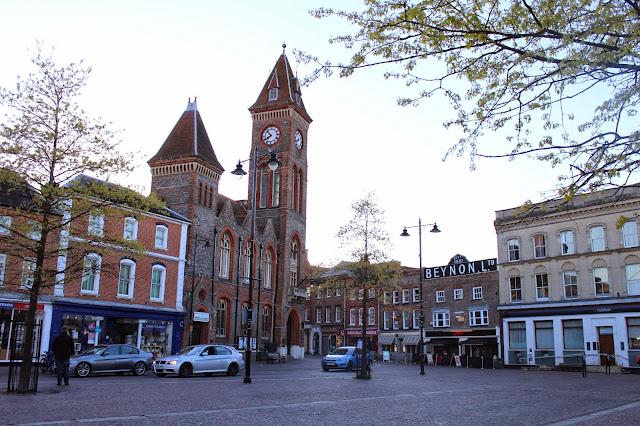 Postcard / Newbury, UK   Ses Rêveries
