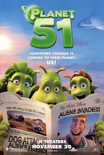 Planet 51 (Planeta 51) (2009) Español Latino