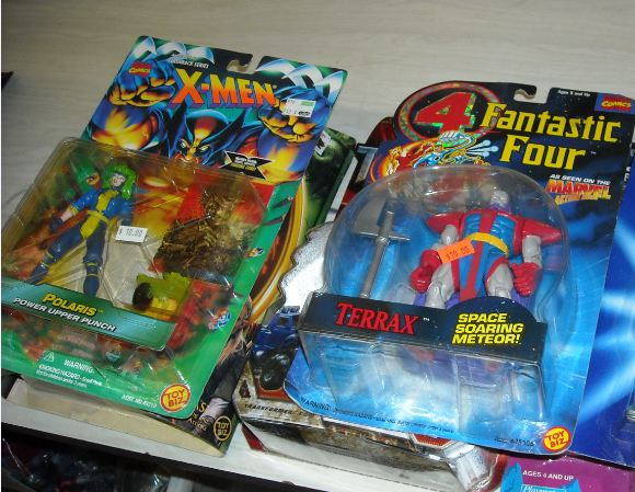 Toys And Treasures : Toys and treasures marvel in stock for the weekend