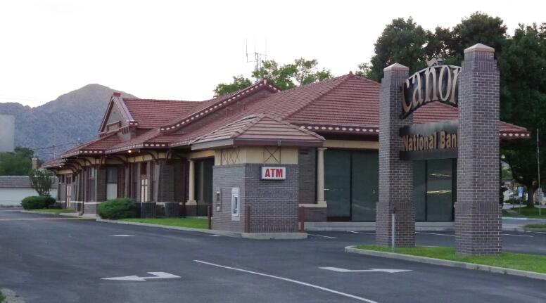 original Santa Fe depot