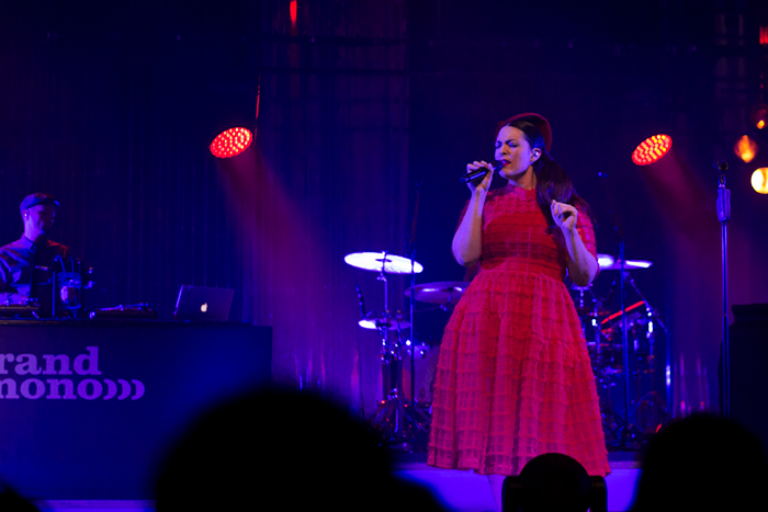 Caro Emerald concert live in Carré, Amsterdam