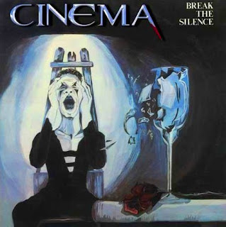 Cinema Break the silence 1986 aor melodic rock music blogspot full albums bands