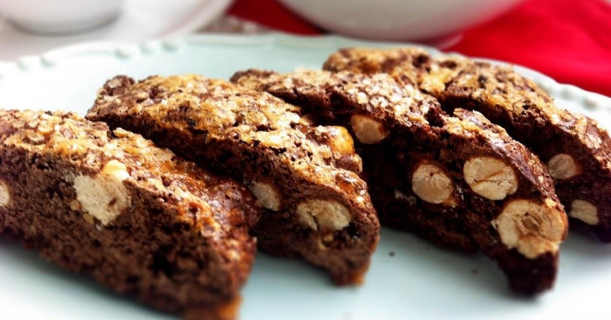 Italian Cinnamon Hazelnut Biscotti Recipe : Food Recipe