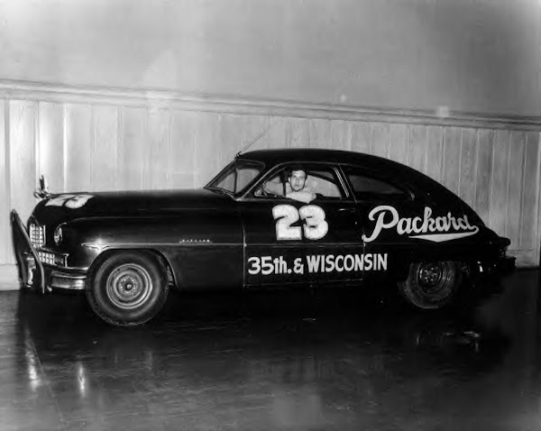 Packard race car 1949