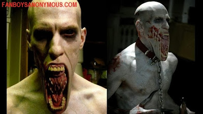 Guillermo Del Toro The Strain series vampire special prosthetic effects