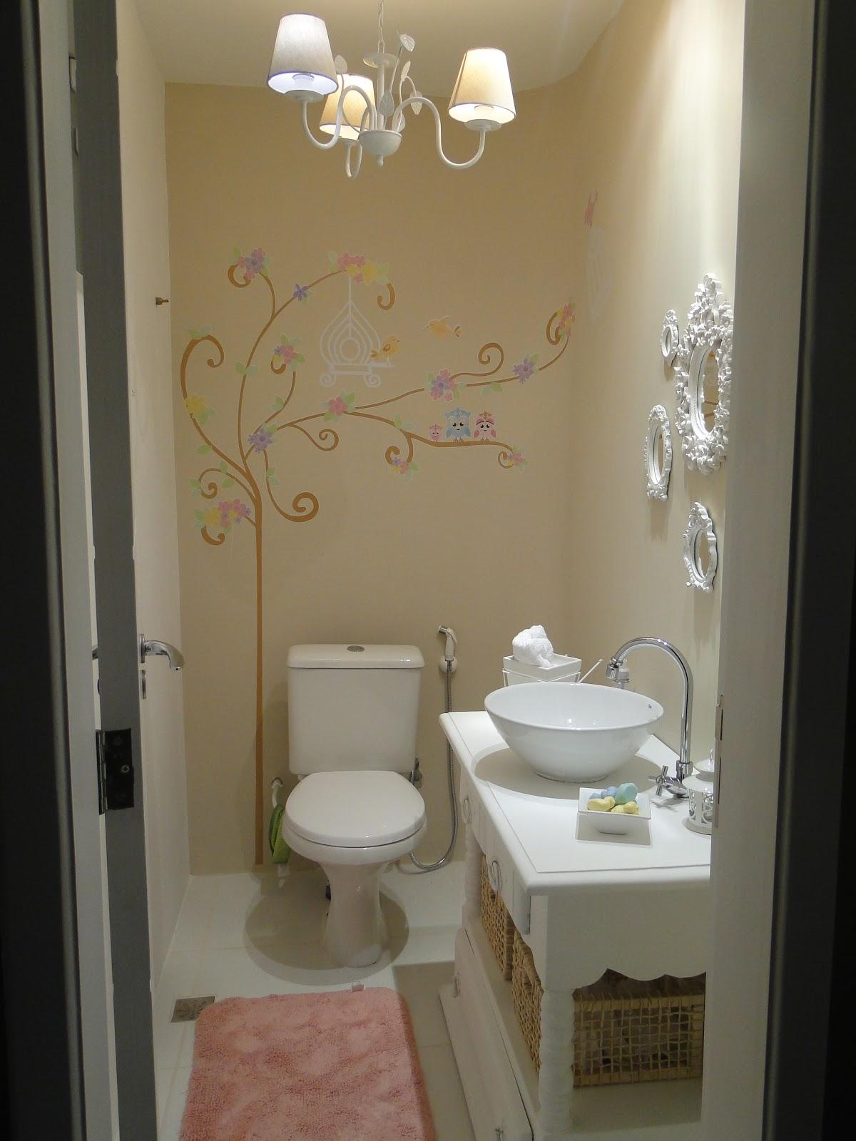 Nosso novo lar !! Lavabo Provençal # Pia De Banheiro Estilo Provencal