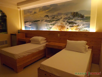 Mango Tours Tagaytay Residence Inn accommodation