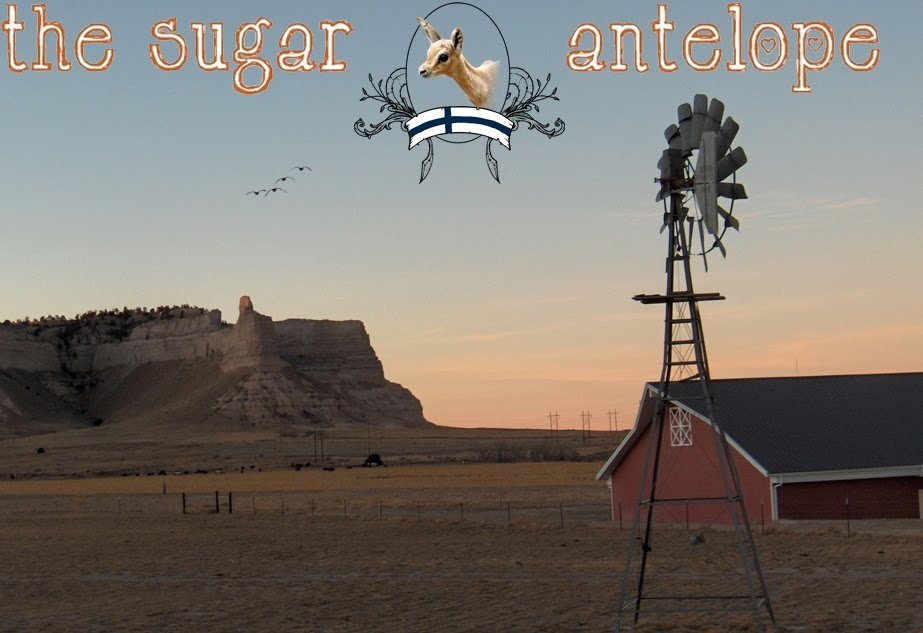 The Sugar Antelope