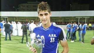 أحمد الشيخ صانع ألعاب الأهلي