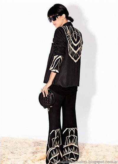 María Cher moda invierno 2013 argentina