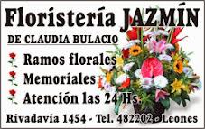 FLORISTERÍA JAZMÍN de Claudia Bulacio