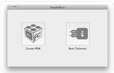 Create IPSW