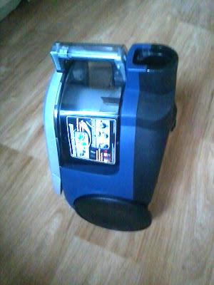 Samsung SC4740 с контейнером фото