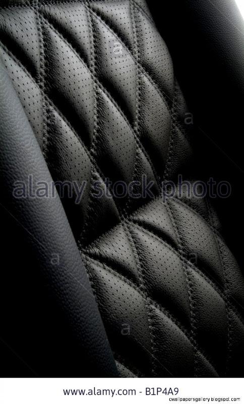 Leather Car Seat Interior Option New Luxury Soft Comfort