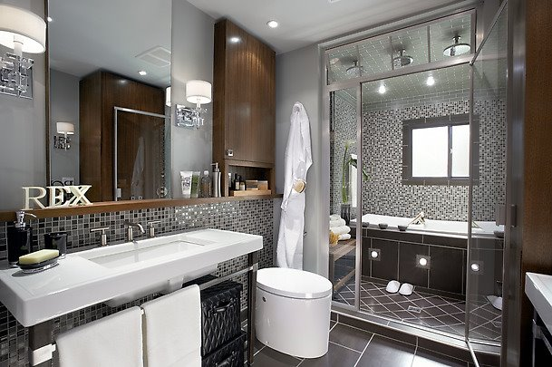 Cool living nice bathrooms the fun learning for Nice bathroom designs