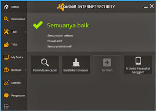 Download avast! Internet Security 2014 Full License Key Until 2016