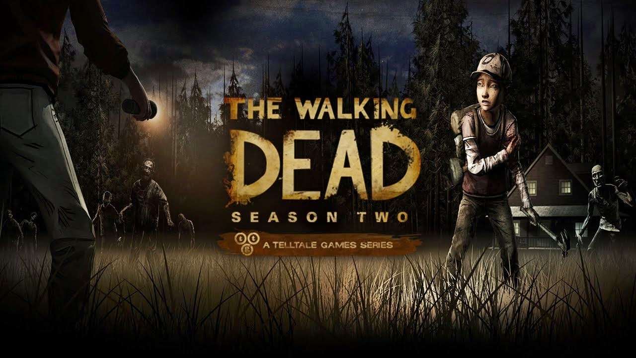 The Walking Dead Season Two FULL APK+DATA (CHAPTERS UNLOCKED)