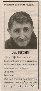 In Memoriam Lucchini Jojo