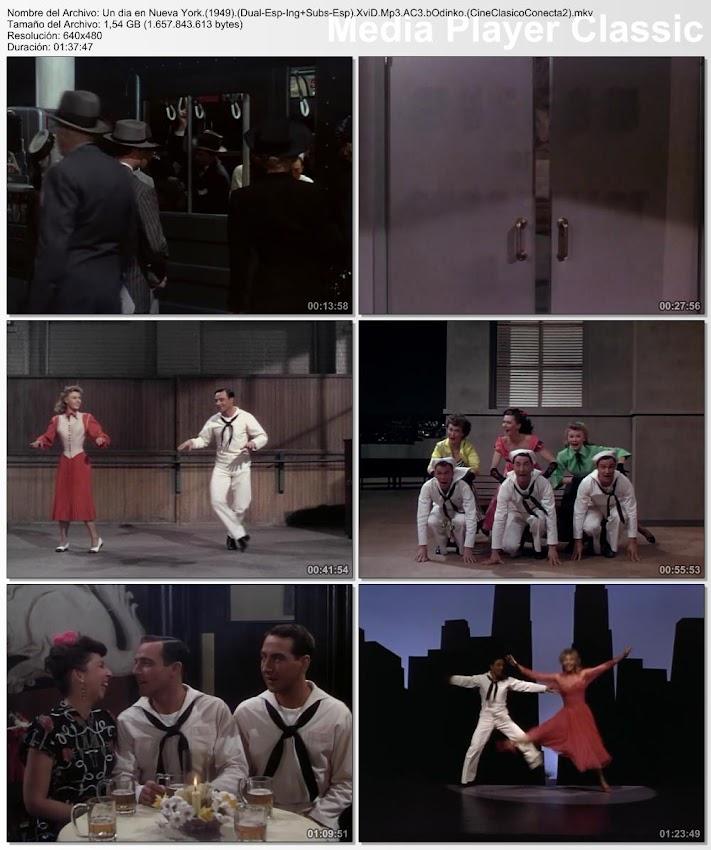 Imágenes de la película: Un día en Nueva York | 1949 | On the Town