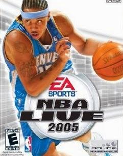 Download Game Basket NBA Live 2005 for PC Gratis