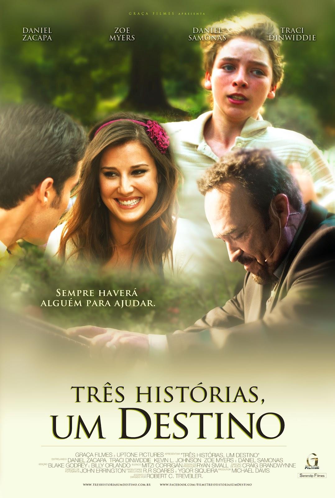 Três Histórias, Um Destino Download Filme
