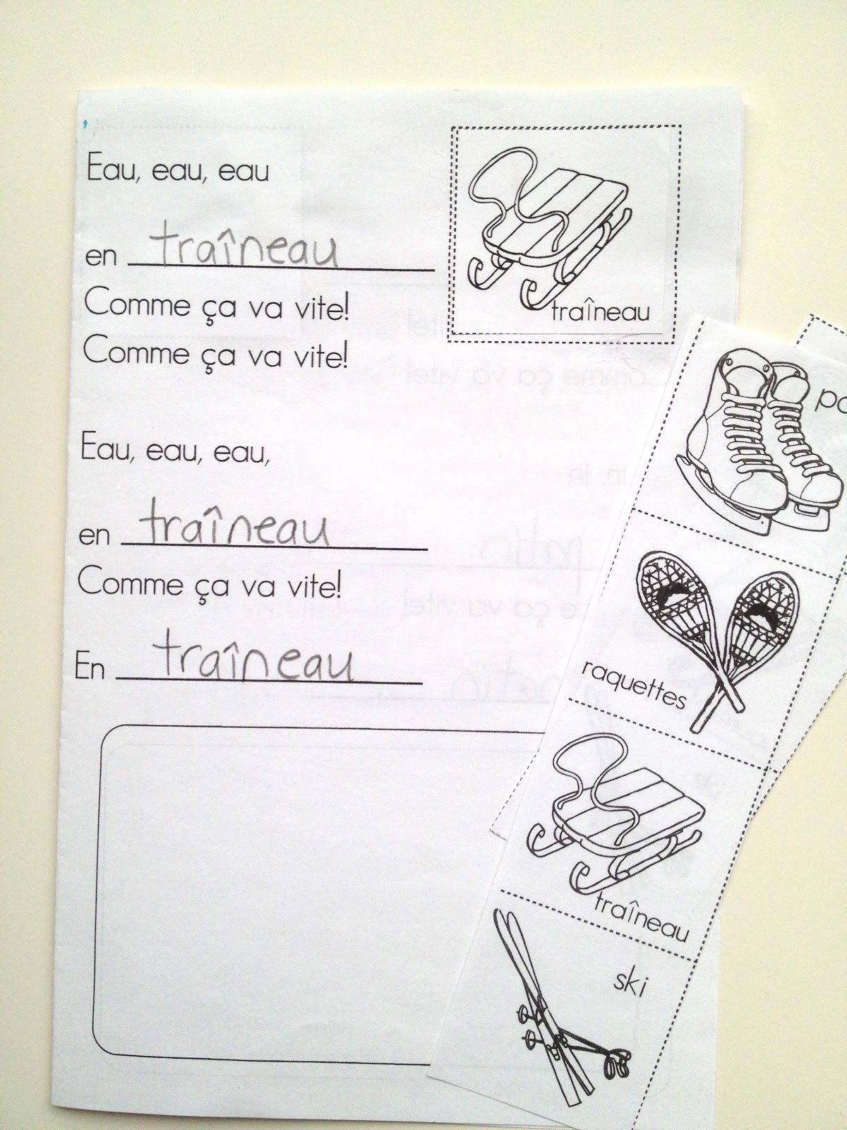 how to make r sound in french